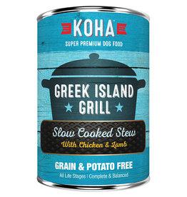 KOHA Koha Greek Island Grill Chicken & Lamb Recipe Dog Food 12.7oz