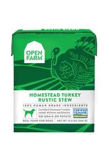 Open Farm Open Farm Homestead Turkey Rustic Stew Dog Food 12.5oz