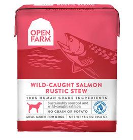Open Farm Open Farm Wild-Caught Salmon Rustic Stew Dog Food 12.5oz