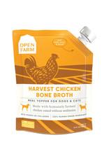 Open Farm Open Farm Harvest Chicken Bone Broth for Dogs & Cats 12 fl oz