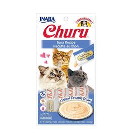 Inaba Inaba Churu Purees Tuna Recipe 4 tube pack
