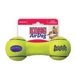 Kong Kong AirDog Squeaker Dumbbell Small