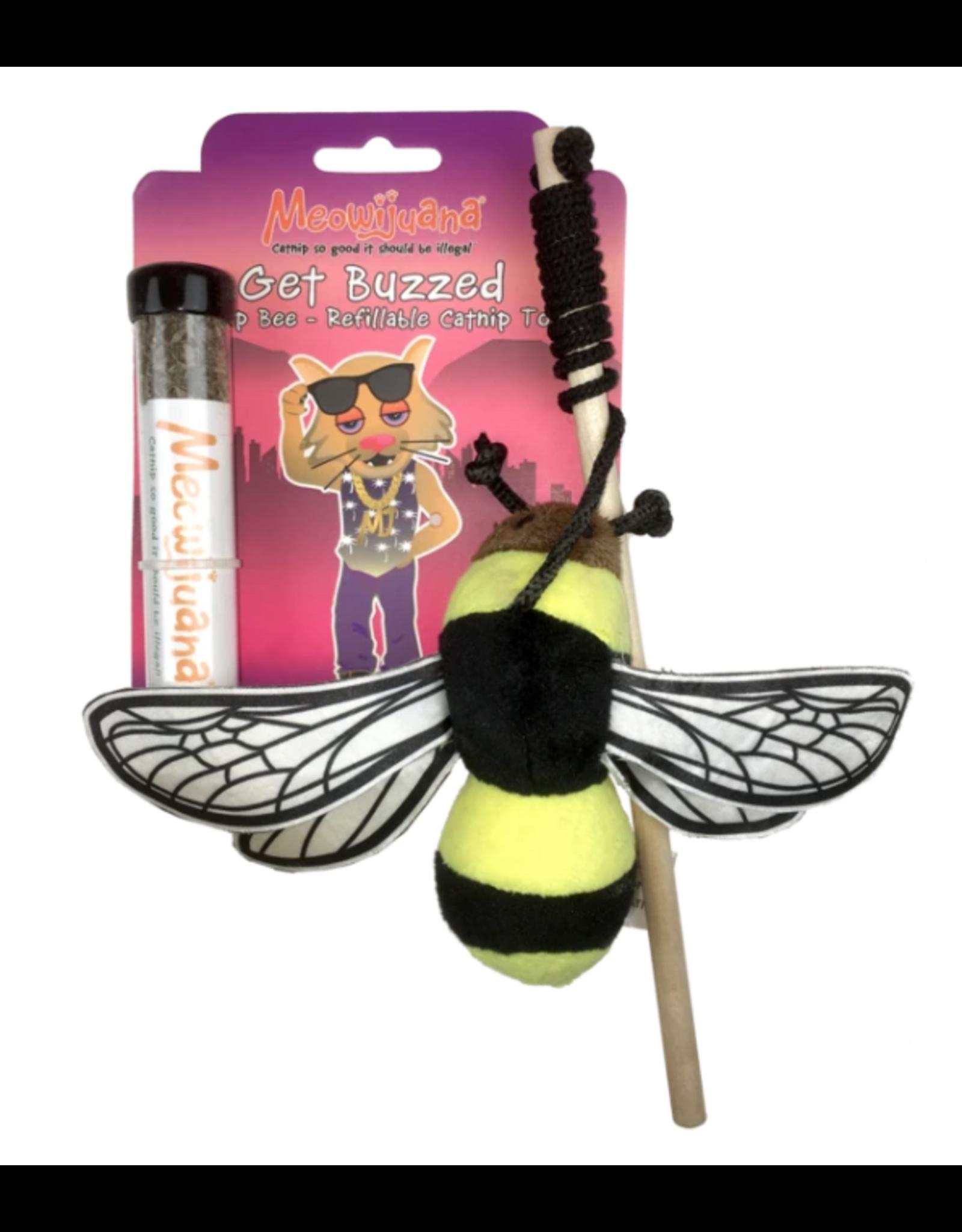 Meowijuana Meowijuana - Get Buzzed Bee