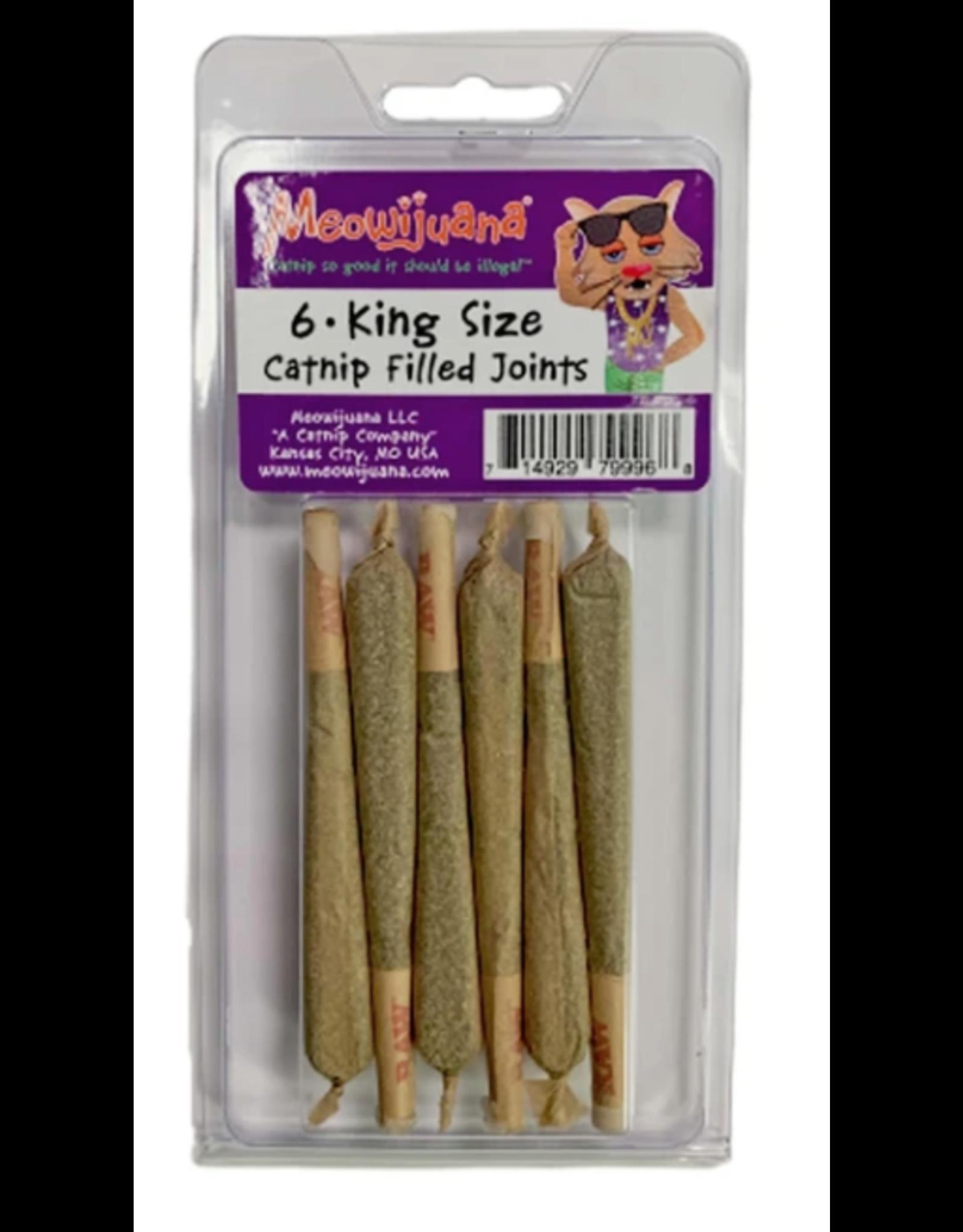 Meowijuana Meowijuana King Catnibas Joints 7g