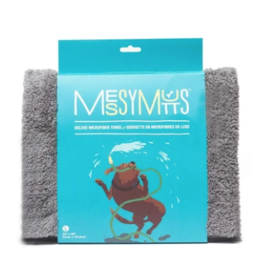 Messy Mutts Messy Mutts Ultra Soft Microfiber Towel