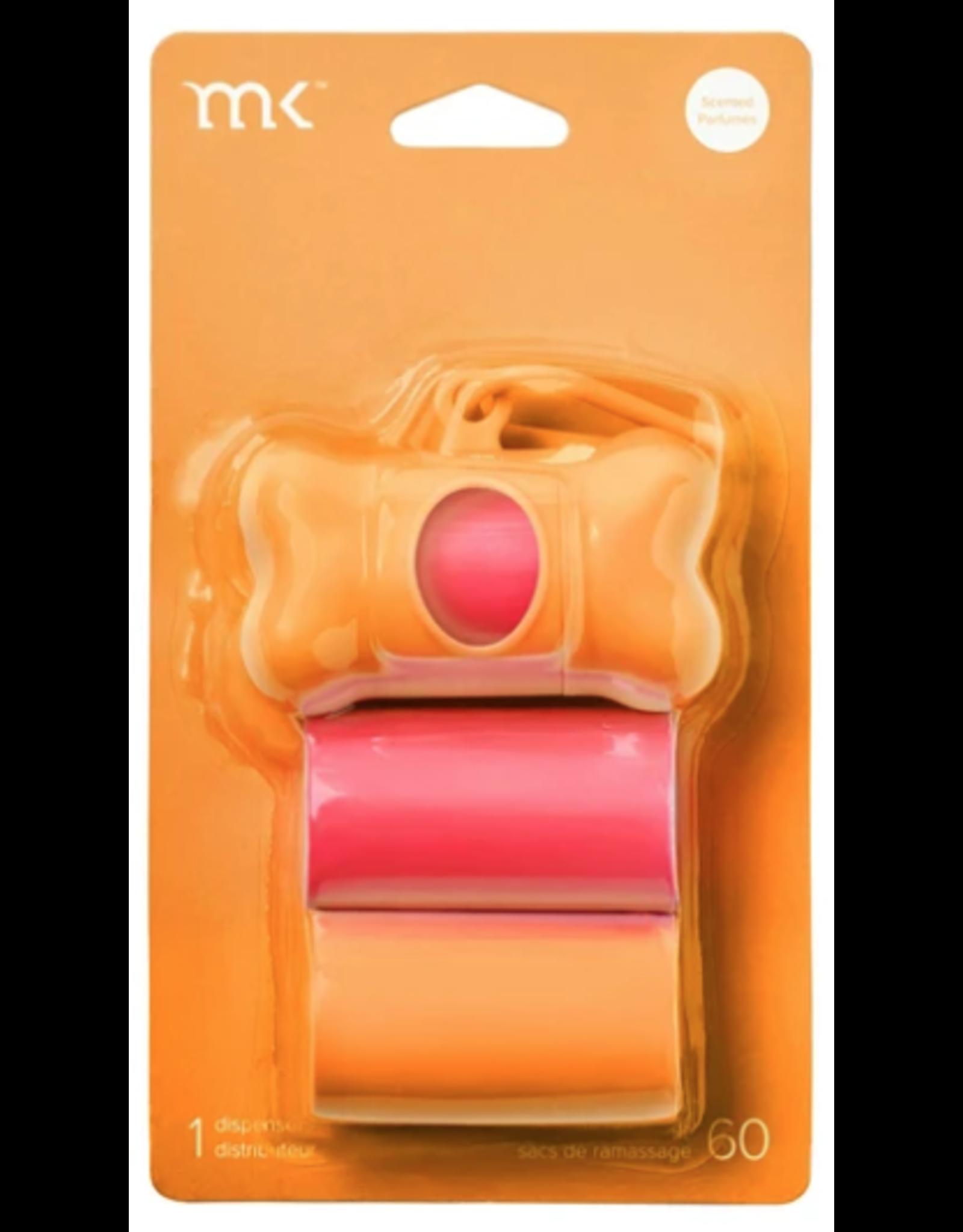 Modern Kanine MK Dispenser w/ Waste Bags