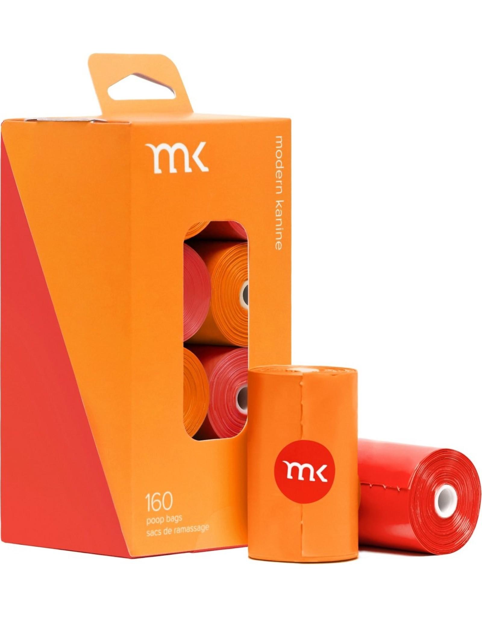 Modern Kanine MK Waste Bags 160ct
