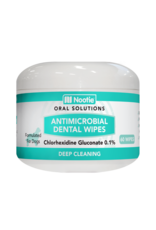 Nootie Nootie Antimicrobial Dental Wipes for Dogs 60ct
