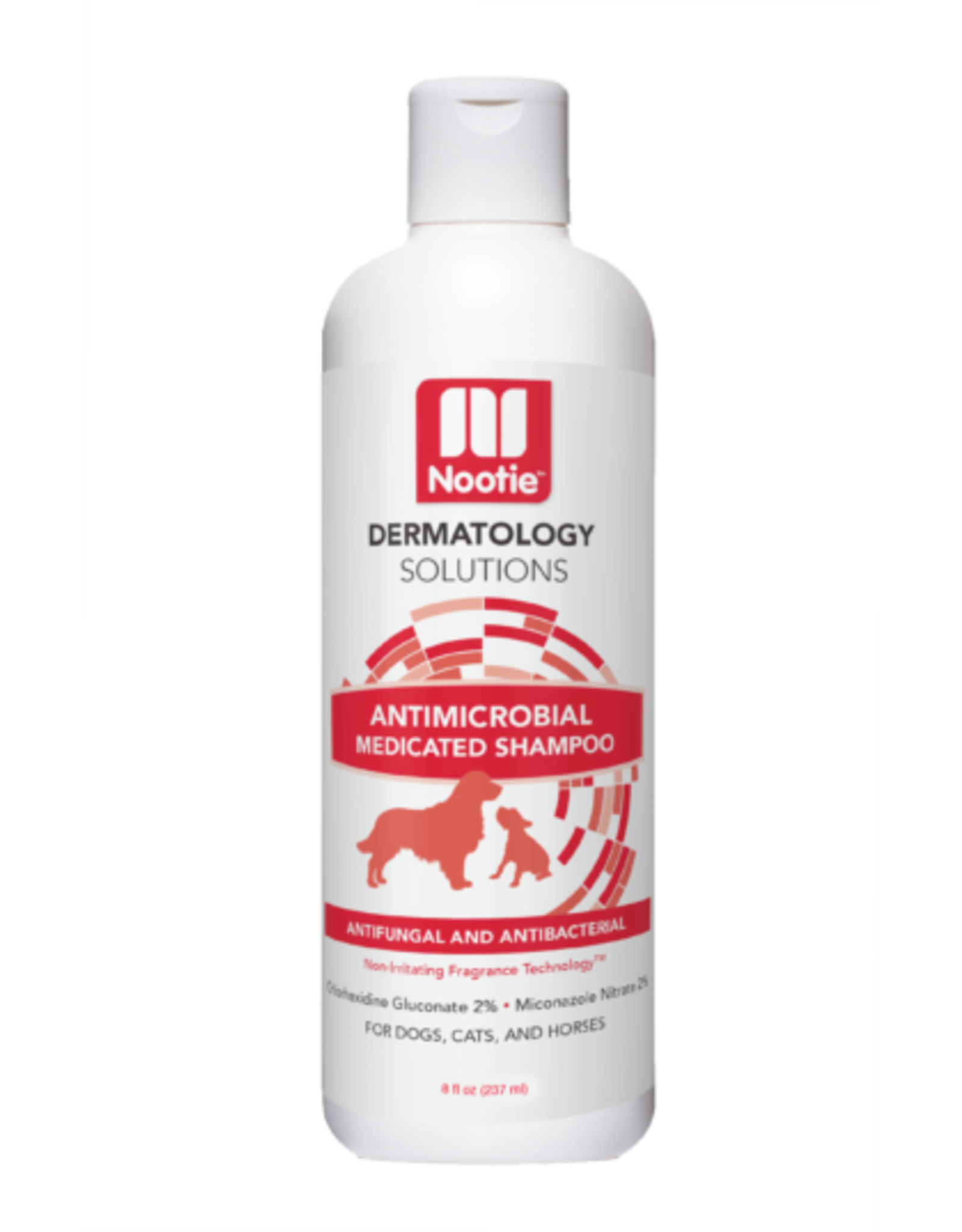 Nootie Nootie Dog & Cat Antimicrobial Shampoo 8oz