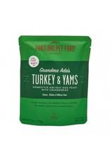 Portland Pet Food Portland Pet Food Grandma Ada's Turkey & Yams Homestyle Dog Meal 9oz