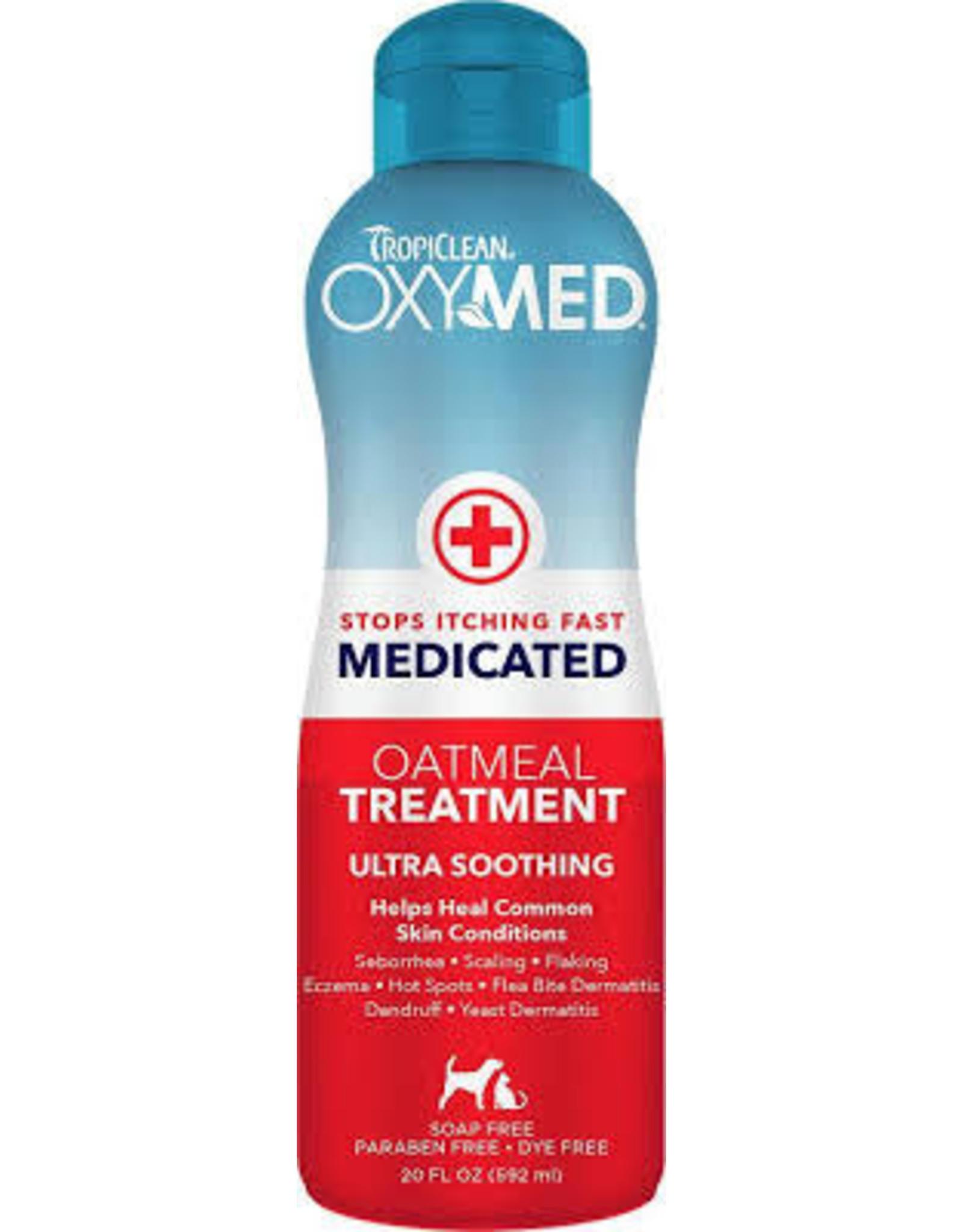 Tropiclean Tropiclean Oxymed  Medicated Treatment 20oz