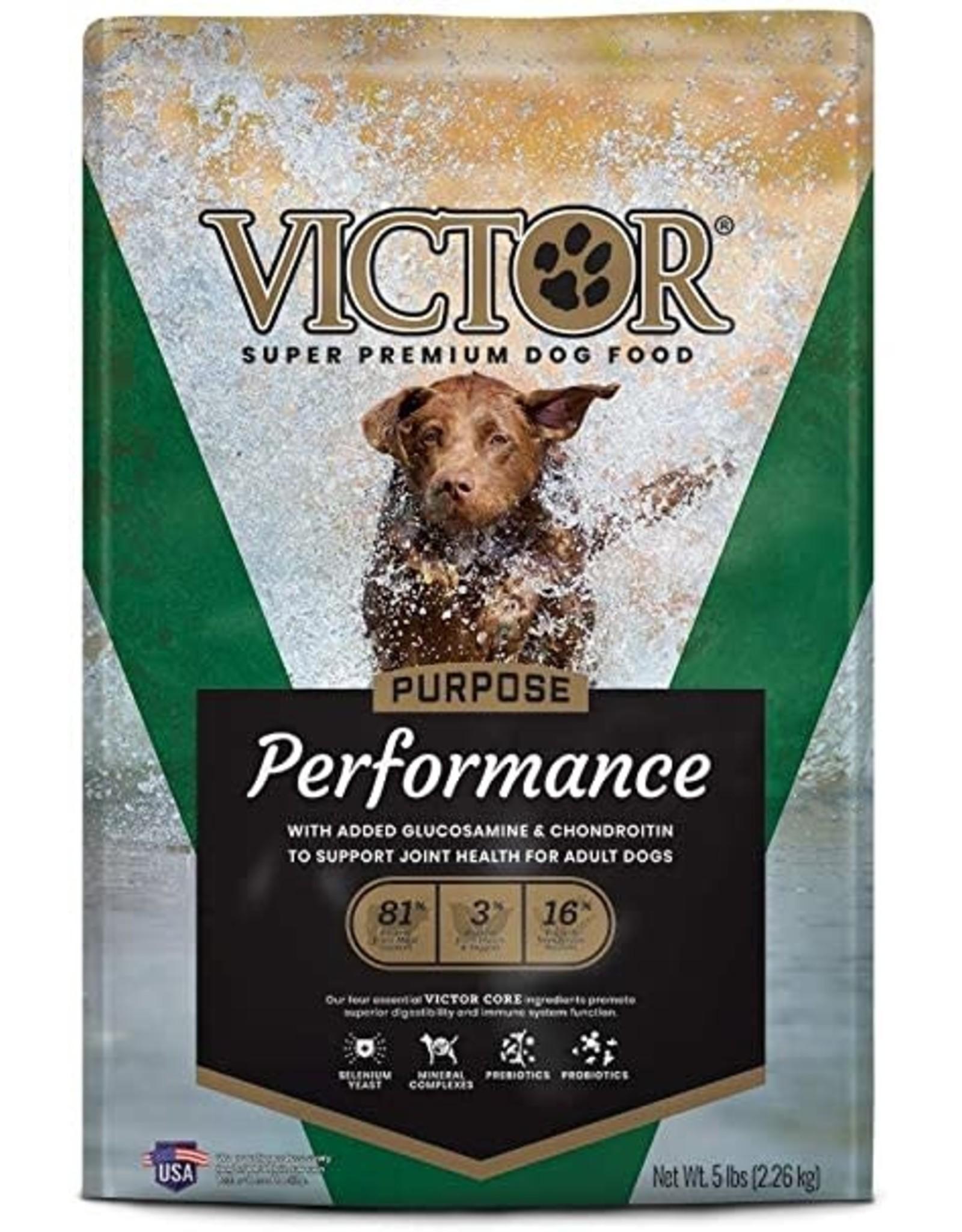 Victor Victor Purpose Performance Formula Dog Food