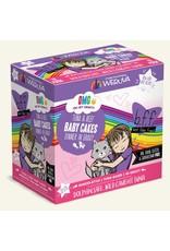 Weruva Weruva BFF OMG! Baby Cakes Tuna & Beef Dinner in Gravy Cat Food 3oz