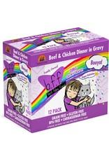 Weruva Weruva BFF OMG! Booya Beef & Chicken Dinner in Gravy Cat Food 2.8oz