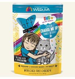 Weruva Weruva BFF OMG! Charge Me Up Chicken Dinner in Gravy Cat Food 3oz