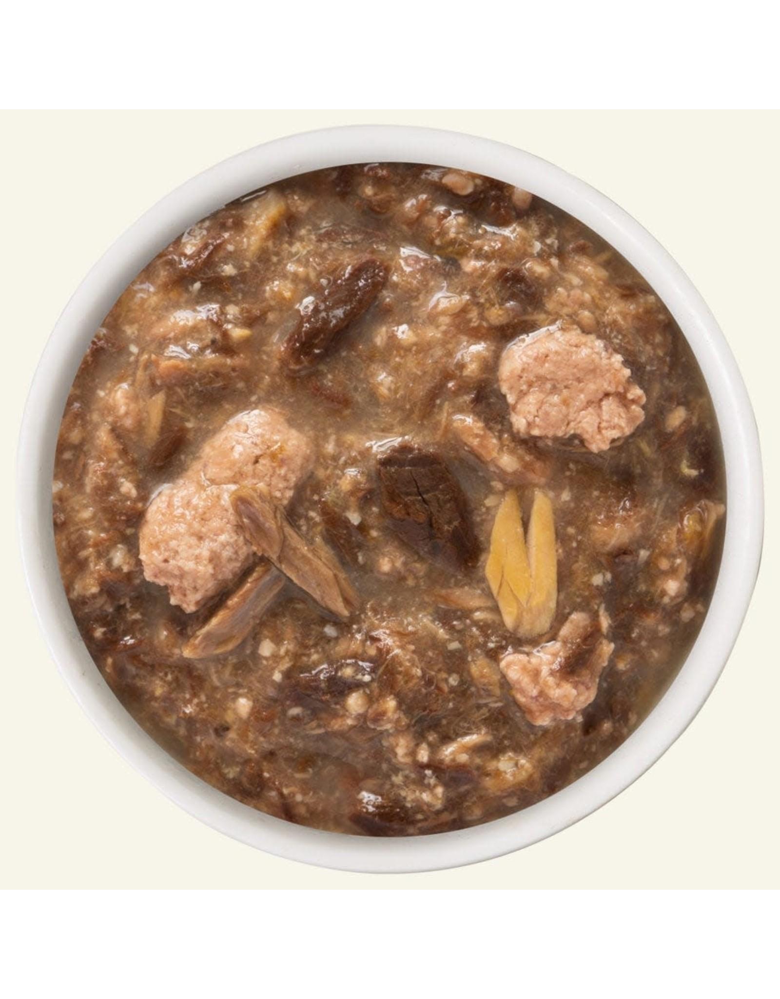 Weruva Weruva BFF OMG! Date Nite Duck & Salmon Dinner in Gravy Cat Food 2.8oz Pouch