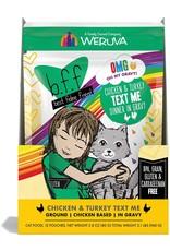 Weruva Weruva BFF OMG! Text Me Chicken & Turkey Dinner in Gravy Cat Food 2.8oz Pouch