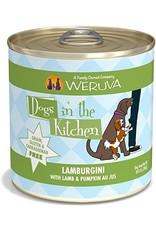 Weruva Weruva Dogs in the Kitchen Lamburgini Lamb & Pumpkin Au Jus Dog Food 10oz