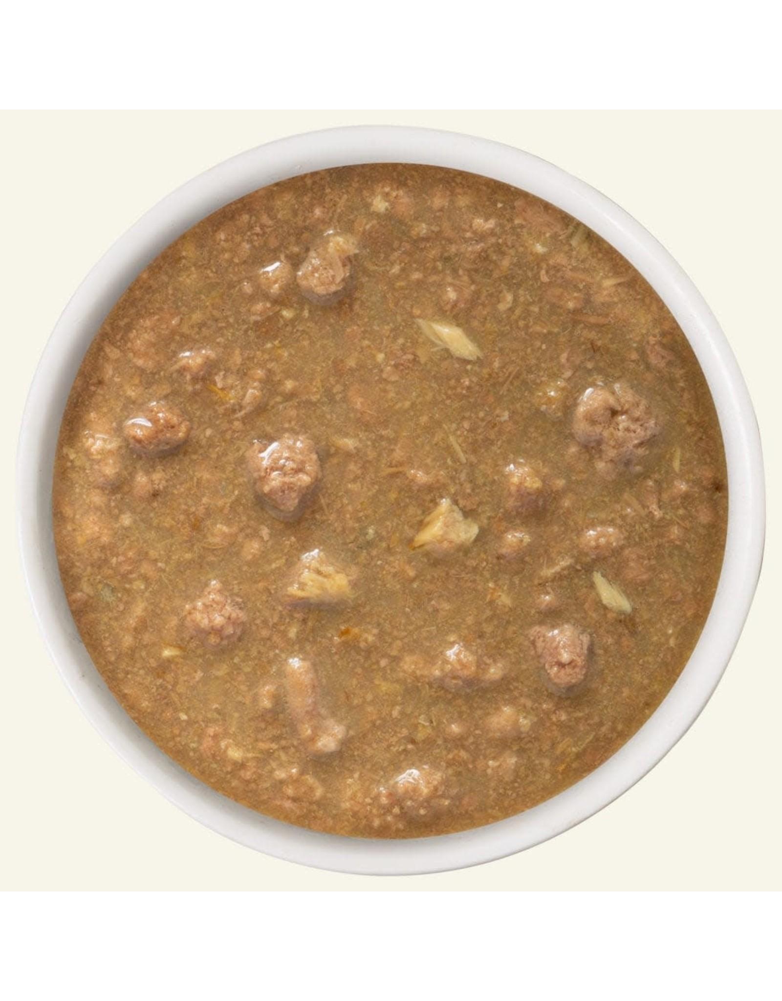 Weruva Weruva Goody Stew Shoes Salmon & Chicken Dinner in Gravy Cat Food 2.8oz
