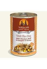 Weruva Weruva Wok the Dog with Chicken, Beef & Pumpkin in Gravy Dog Food 14oz