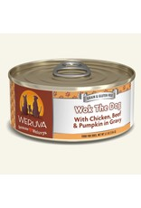 Weruva Weruva Wok the Dog with Chicken, Beef & Pumpkin in Gravy Dog Food 5.5oz