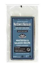 Northwest Naturals Northwest Naturals Raw Diet for Dogs Whitefish & Salmon Recipe Dinner Bar 1lb