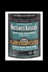 Northwest Naturals Northwest Naturals Raw Diet for Dogs Chicken Recipe Dinner Nuggets 6lb