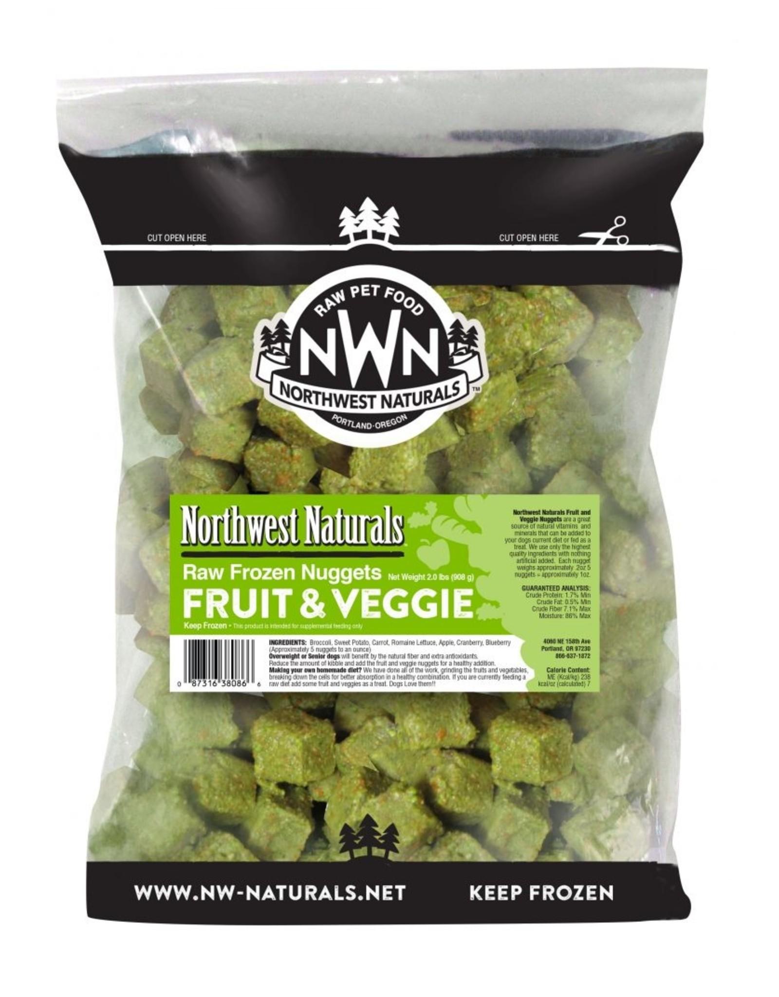 Northwest Naturals Northwest Naturals Fruit & Veggie Nuggets 2lb