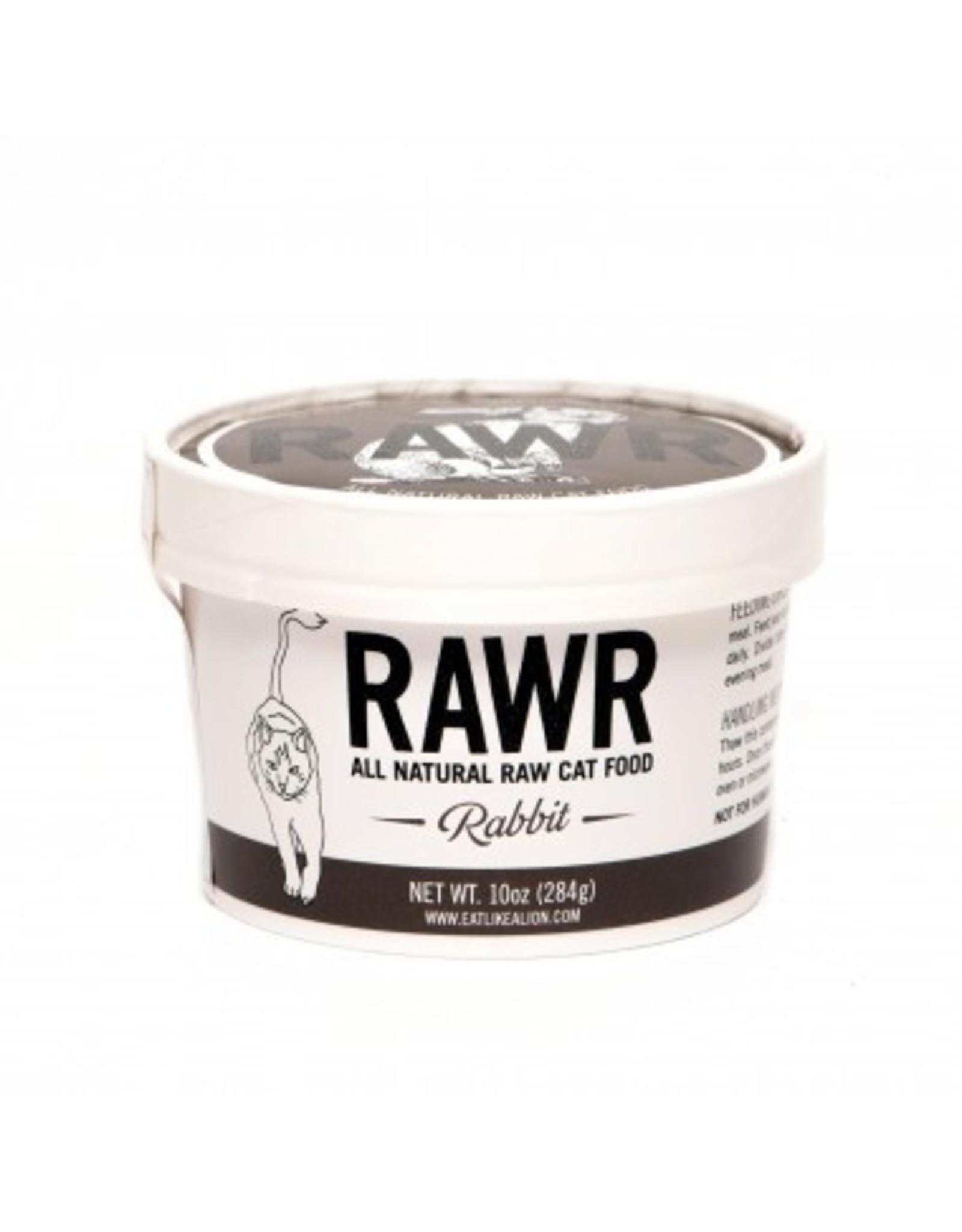 RAWR RAWR Rabbit 8oz