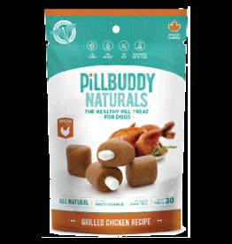 Presidio Presidio Pill Buddy Naturals Pill Treat Roasted Chicken Recipe  30ct