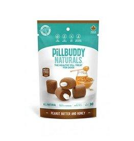 Presidio Presidio Pill Buddy Naturals Pill Treat Peanut Butter & Honey Recipe  30ct