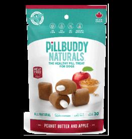 Presidio Presidio Pill Buddy Naturals Pill Treat Peanut Butter & Apple Recipe 30ct