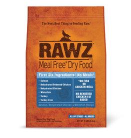 Rawz Rawz Meal Free Salmon, Dehydrated Chicken & Whitefish Recipe Dog Food