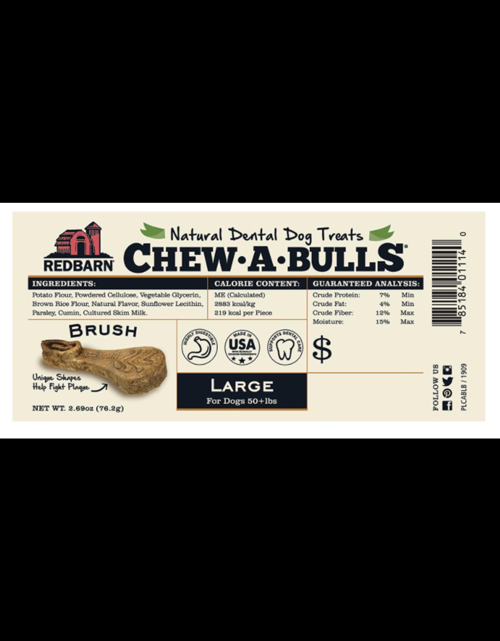 Redbarn Redbarn Large Chew-A-Bull Brush