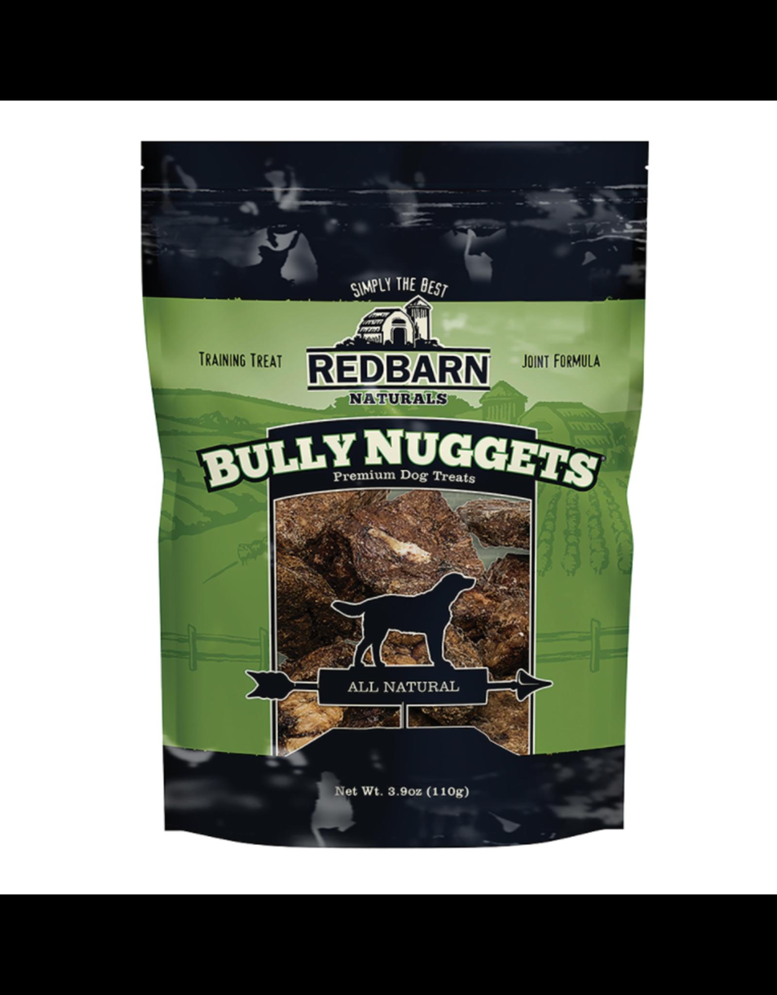 Redbarn Redbarn Bully Nuggets 3.9oz