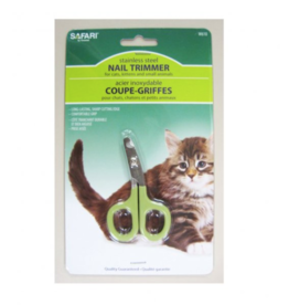 Coastal Pet Products Safari Stainless-Steel Nail Trimmer for Cats