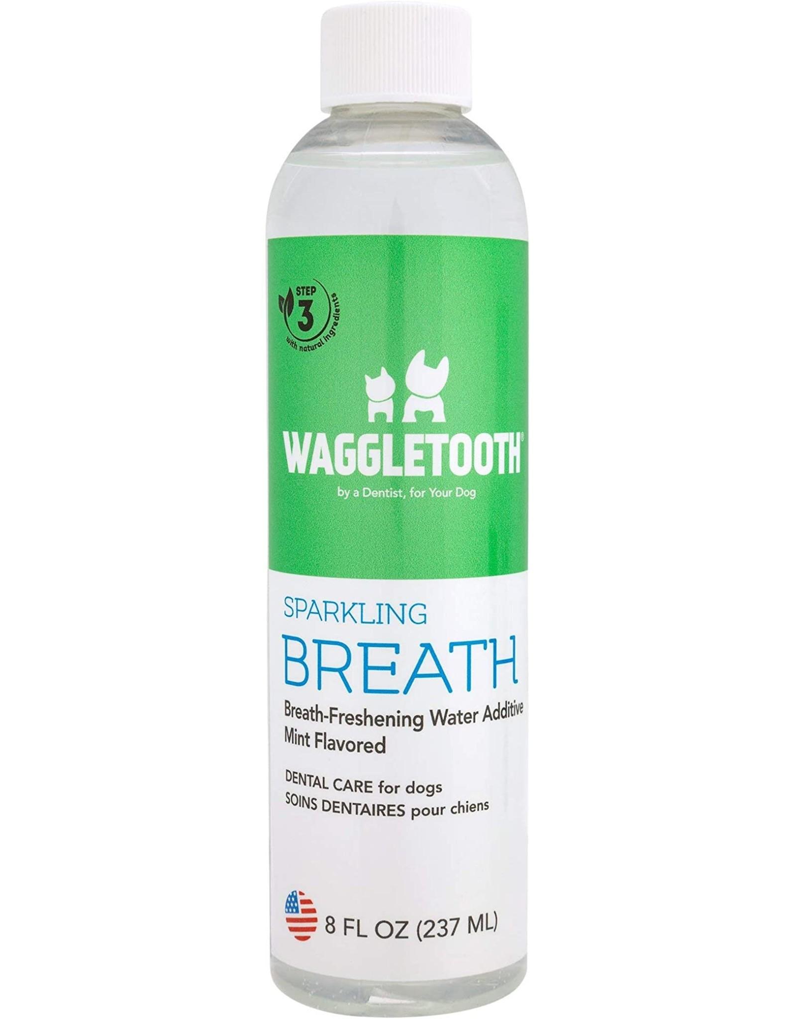 Waggletooth Waggletooth Sparkling Water Breath Freshener 8oz