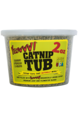 Ducky World Yeowww Catnip Tub 2oz