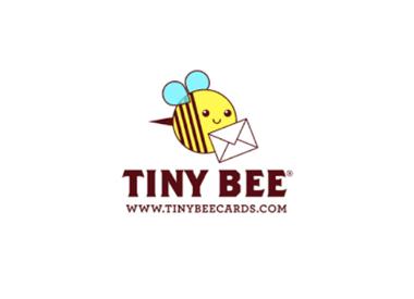 Tiny Bee Cards