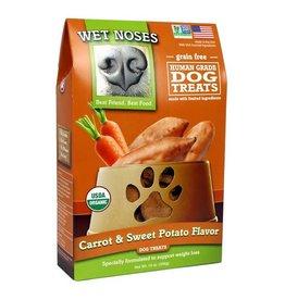 Wet Noses Wet Noses Carrot & Sweet Potato Dog Treats 14oz