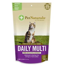 Pet Naturals of Vermont Cat Daily Multivitamin 30ct