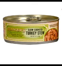 Evangers Evanger's Slow Cooked Turkey Stew Cat Food 5oz