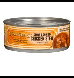 Evangers Evanger's Slow Cooked Chicken Stew Cat Food 5oz