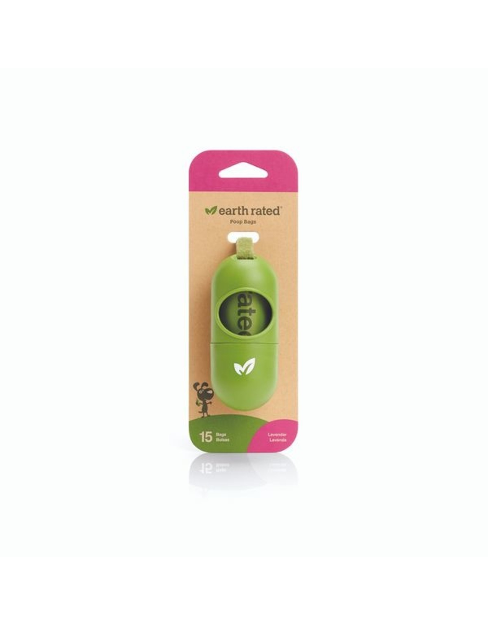 Earth Rated Earth Rated Green Dispenser W/ Scented Waste Bags