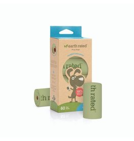 Earth Rated Earth Rated Compostable Waste Bags-Unscented 60ct