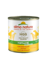 Almo Nature Almo Nature HQS Natural Chicken Filet Entree Dog Food 9.87oz