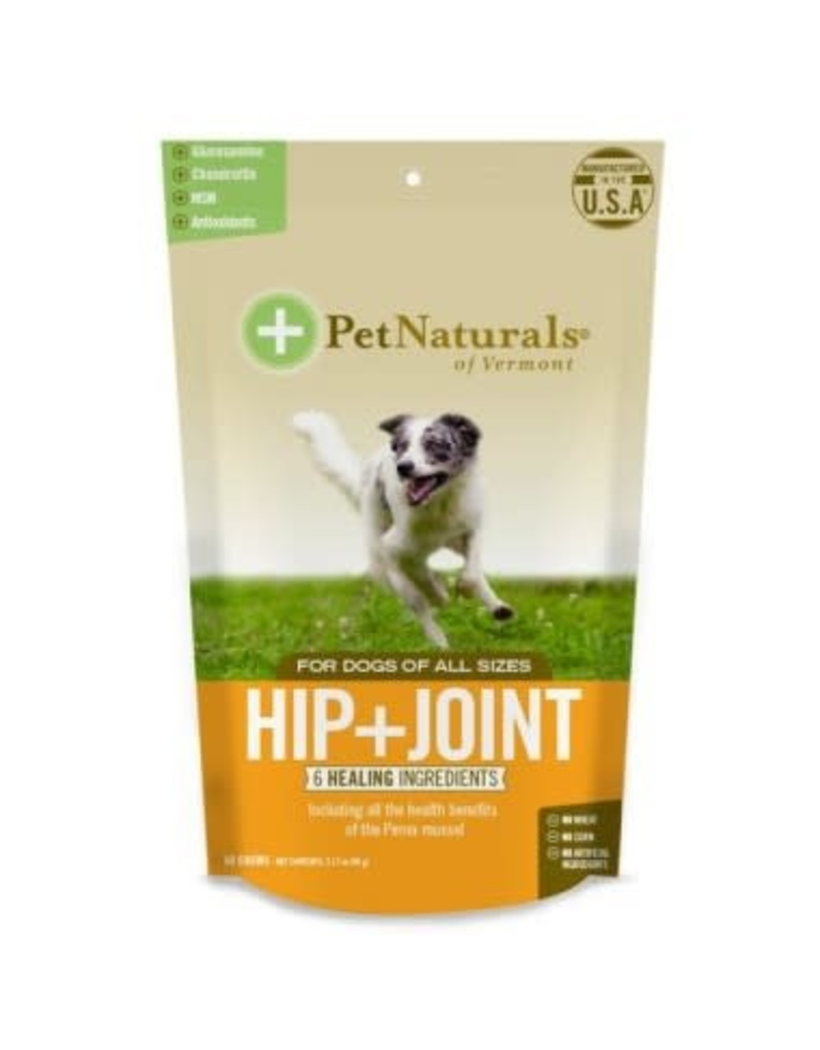 Pet Naturals of Vermont Hip & Joint Chews for Dogs 60ct
