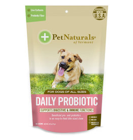 Pet Naturals of Vermont Daily Probiotic for Dogs 60ct