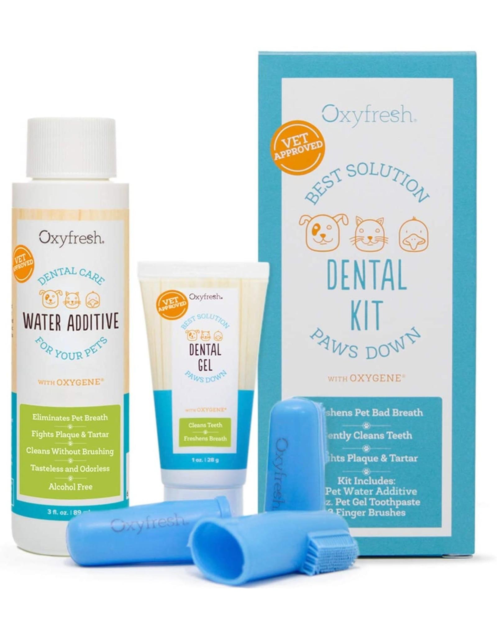 OxyFresh OxyFresh Dental Kit for Dogs & Cats