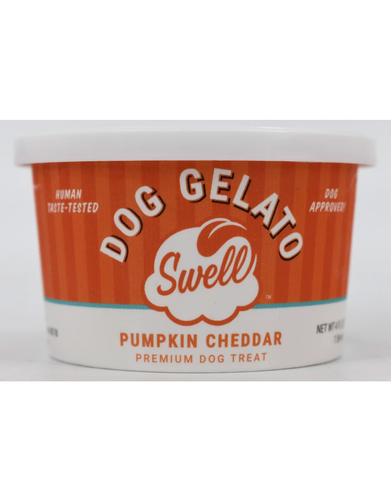 Swell Swell Dog Gelato Pumpkin Cheddar 4oz